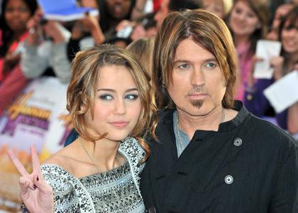 Miley Cyrus Hannah UK