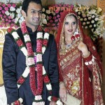 Shoaib Malik and Sania Mirza Wedding Picture (2)