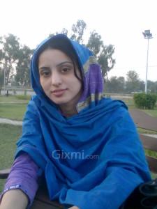 Gujrat University girl
